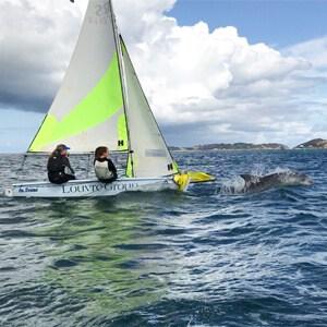 Junior Sailing & Dolphin
